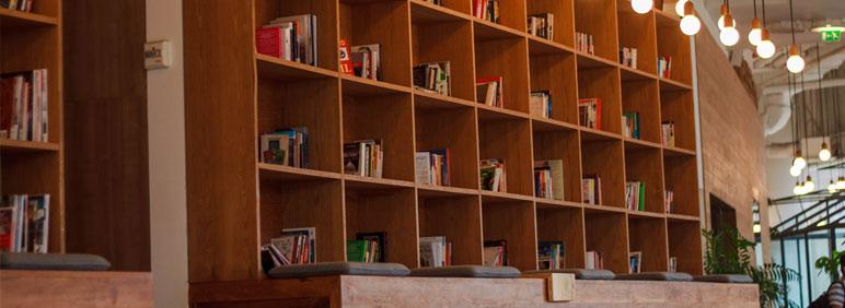 El mobiliario híbrido en aumento en las oficinas
