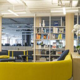 espacios de trabajo enfocados al bienestar